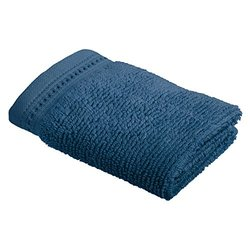 "Welspun Crowning Touch Wash Cloth (Denim) - 13"" x 13"""