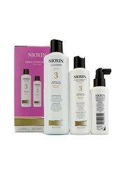 Nioxin System 3 Kit with Night Density Rescue