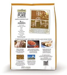 Canidae Pure Foundations Dry Puppy Food 12lb
