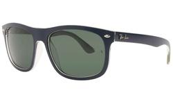 Rayban Unisex Sunglasses - Blue/Green Lens