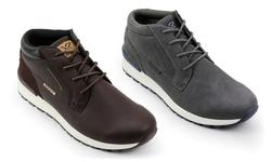 X-ray Bevy Sneaker: Brown / 8.5