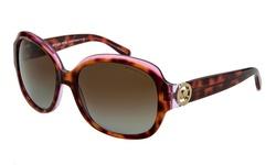 Michael Kors Women's Sunglasses - MK6004 KAUAI Pink/Brown
