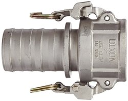 Dixon RC200CEZ 316 Strap-Grip Boss-Lock Type C Cam and Groove Hose Fitting