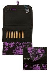 HiyaHiya Interchangeable Bamboo Knitting Needle Set - Size: 5-inch