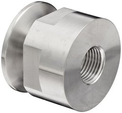 Dixon Stainless Steel 316L Sanitary Fitting with Clamp Adapter