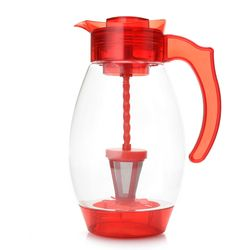 Cook's Companion 4-in-1 Tritan Pitcher - Red