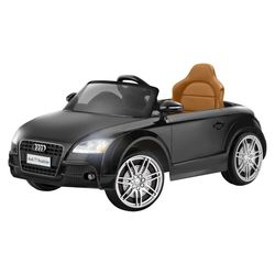 Kid Trax Audi TT 6v Ride On Toy - Black