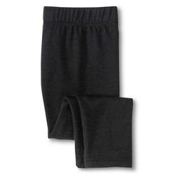 Circo Newborn Girls' Knit Pant - Ebony - Size: 3-6 M