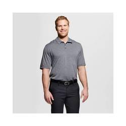 C9 Champion Men's Activewear Polo Shirt - Charcoal Heather - Sz: XXXL Tall