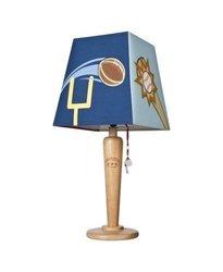 Circo Sports Print Shade Score Table Lamp - Multi