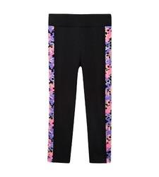 Freestyle by Danskin Girls' Gymnastic Capri Legging - Black - Size: Small