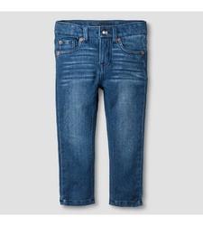 Oshkosh Toddler Girls' Jeans - Dark Blue - Size: 6