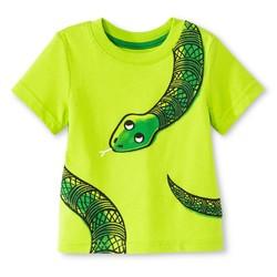 Circo Toddler Boys' T-Shirt - Treasure Green - Size: 5T