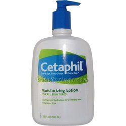Cetaphil Moisturizing Lotion Fragrance Free 20 oz