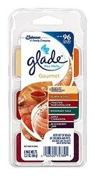 Glade Wax Melt Refill - Gourmet Mixed Pack - 6 ct.