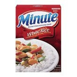 Minute White Instant Enriched Long Grain Rice - 42 Oz