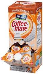 Nestle Coffee-Mate  Coffee-mate Vanilla Caramel Creamer Singles
