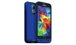 Mophie Juice Pack Battery Case for Samsung Galaxy S5 - Blue
