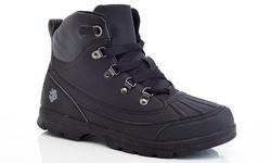 Adolfo Men's Work Boots Ralph - Black - Size: 12