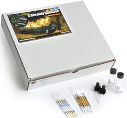 Crosscutting Concepts Lyle & Louise Fire Debris Analysis Refill Kit