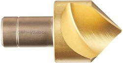 KEO Cobalt Steel Type B Combined Drill & Countersink - Uncoated