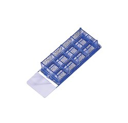 BD Falcon Glass 4 Well Sterile Culture Slide Case of 24 - Size: 2.5mL