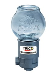 Trico Opto Matic Stainless Steel Oiler - 4 oz