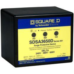 Square D Panel Delta Power Systems Surge Protective Device (SDSA3650D)