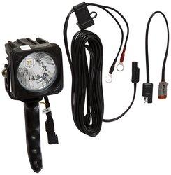 Larson High Intensity 10 Watt LED Handheld Spotlight with Cigarette Plug
