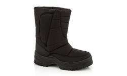 Snow Tec Women's Frost-5 Snow Boots - Black - Size: 7