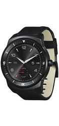 LG G Watch R Androidwear Black Dial Smartwatch