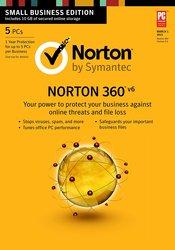 Norton 360 6.0 2013 - 5 User - English