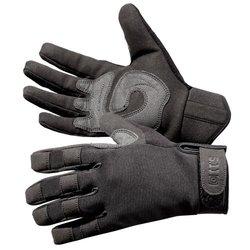 5.11 Men's Tac A2 Gloves  Black - Size: Small