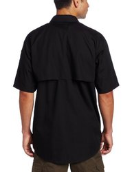 5.11 Tactical #71175 TacLite Pro Short Sleeve Shirt (Black, X-Large)
