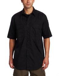 5.11 Tactical Pro Short Sleeve Shirt - Black - Size: Medium