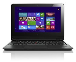 "Lenovo ThinkPad Helix Ultrabook/Tablet - 11.6"" 1920x1080 FHD Touchscreen (Intel 1.20 GHz, Processor, 4GB RAM, 128GB SSD, Windows 8.1 - 20CG0021US)"