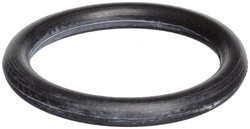 """Small Parts 475 Viton O-Ring 75A Durometer 1/4"""" Width - Black"""