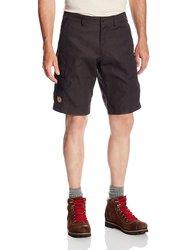 Fjallraven Men's Karl Shorts - Dark Grey - Size: 52