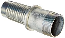 "Dixon Carbon Steel Cam & Groove Fitting - 2"" NPT Male x 2"" Hose ID Barbed"