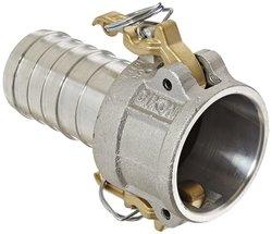 Dixon AC200 Aluminum 356T6 Boss Lock Type C Cam & Groove Hose Fitting