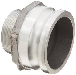 Dixon 3020-F-AL Aluminum Type F Cam & Groove Reducing Hose Fitting