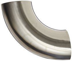 """Dixon 6"""" Tube OD Stainless Steel 304 Sanitary Fitting"""