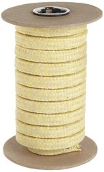 Palmetto Para Aramid Compression Packing Seal - Yellow