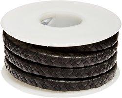 Palmetto PTFE Graphite Aramid Compression Packing Seal - Black