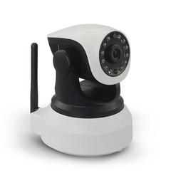 iPM 720P HD IP Camera With Wifi Two-Way Audio & Night Vision - 2 Pack
