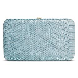 Merona Women's Kiss Lock Clasp Wallet - Green