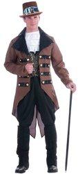 Steampunk Jack Adult Costume