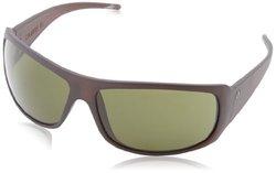 Electric California Charge XL Wrap Sunglasses,Mod Crimson,164 mm
