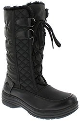 Totes Women's Cam Snowboot,Black,8.5M