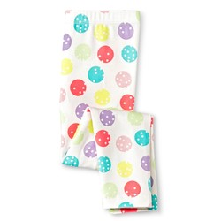 Circo Toddler Girls' Polka Dots Legging Pants - Multicolor - Size: 2T